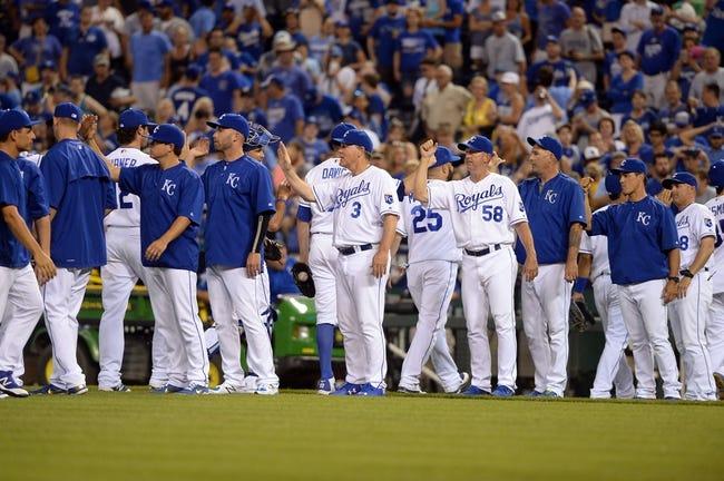 Kansas City Royals vs. Detroit Tigers - 6/19/16 MLB Pick, Odds, and Prediction