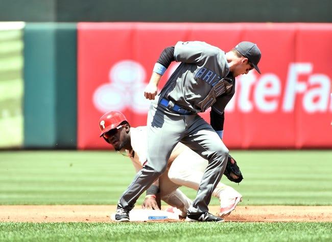Philadelphia Phillies vs. Arizona Diamondbacks - 6/20/16 MLB Pick, Odds, and Prediction