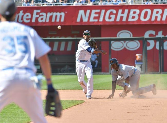 Detroit Tigers vs. Kansas City Royals - 7/15/16 MLB Pick, Odds, and Prediction