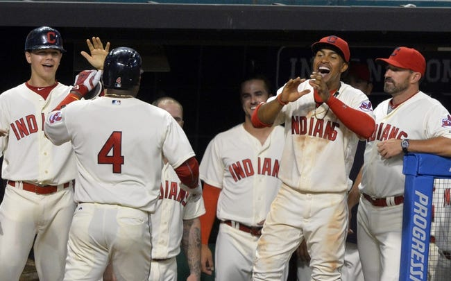 Indians vs. Rays - 6/21/16 MLB Pick, Odds, and Prediction