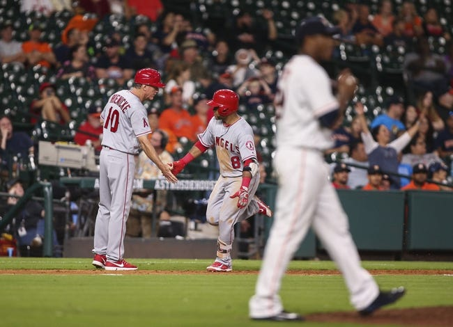 Astros vs. Angels - 6/21/16 MLB Pick, Odds, and Prediction