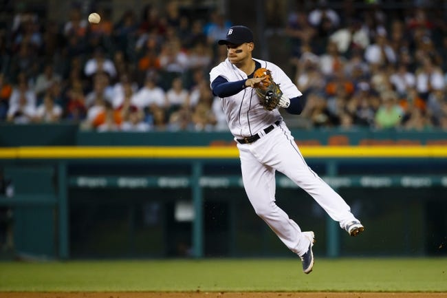 Detroit Tigers vs. Seattle Mariners - 6/23/16 MLB Pick, Odds, and Prediction