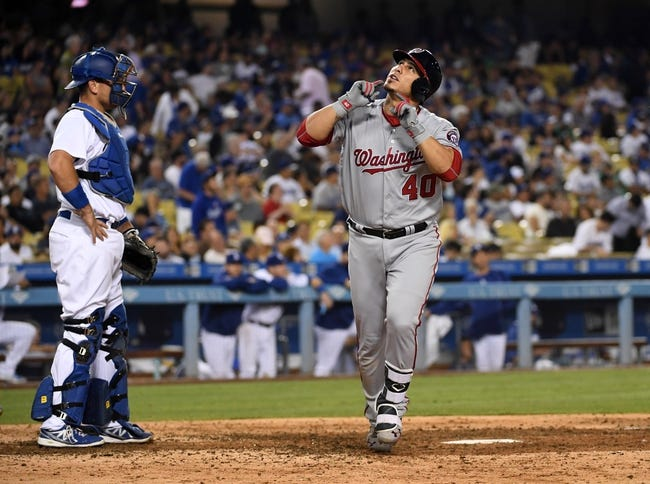 Dodgers at Nationals - 7/19/16 MLB Pick, Odds, and Prediction