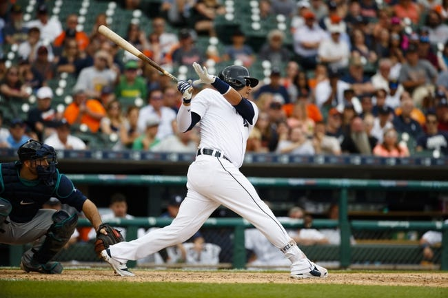 Seattle Mariners vs. Detroit Tigers - 8/8/16 MLB Pick, Odds, and Prediction