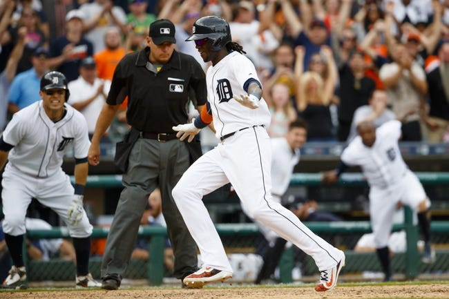 Mariners vs. Tigers - 8/9/16 MLB Pick, Odds, and Prediction