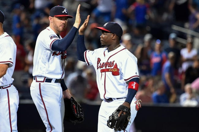 Atlanta Braves vs. New York Mets - 6/24/16 MLB Pick, Odds, and Prediction
