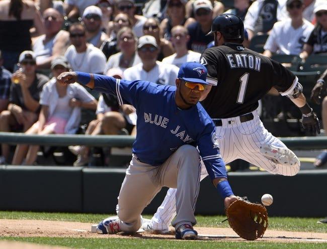 Chicago White Sox vs. Toronto Blue Jays - 6/26/16 MLB Pick, Odds, and Prediction