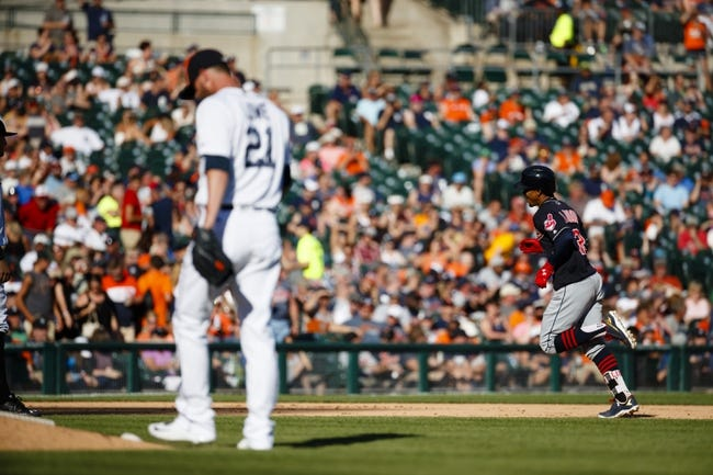 Detroit Tigers vs. Cleveland Indians - 6/26/16 MLB Pick, Odds, and Prediction
