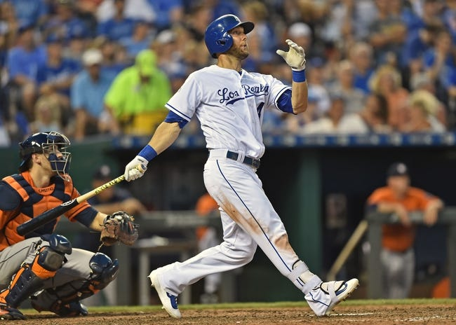 Royals vs. Astros - 6/26/16 MLB Pick, Odds, and Prediction