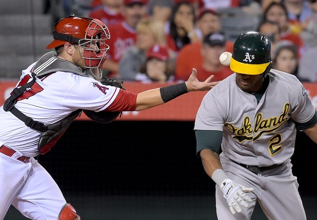 Angels vs. Athletics - 6/26/16 MLB Pick, Odds, and Prediction