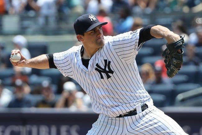 San Diego Padres vs. New York Yankees - 7/1/16 MLB Pick, Odds, and Prediction