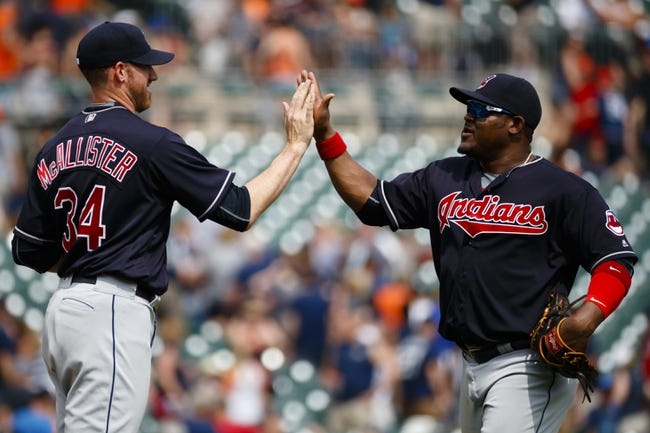 Cleveland Indians vs. Detroit Tigers - 7/5/16 MLB Pick, Odds, and Prediction