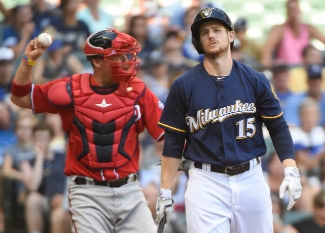 Washington Nationals vs. Milwaukee Brewers - 7/4/16 MLB Pick, Odds, and Prediction