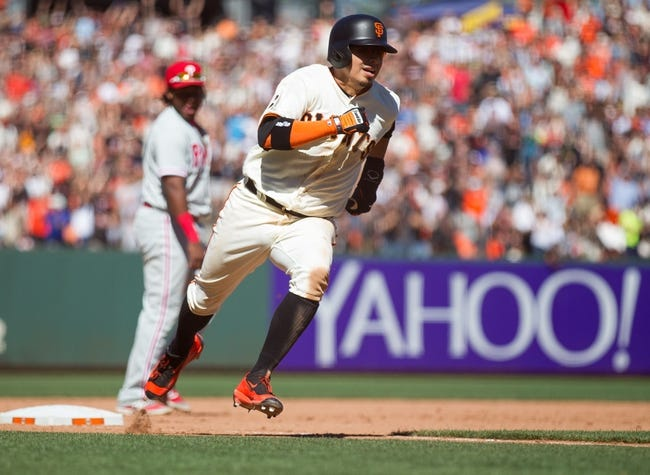 Philadelphia Phillies vs. San Francisco Giants - 8/2/16 MLB Pick, Odds, and Prediction