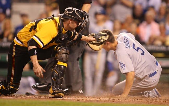 Pirates vs. Dodgers - 6/27/16 MLB Pick, Odds, and Prediction