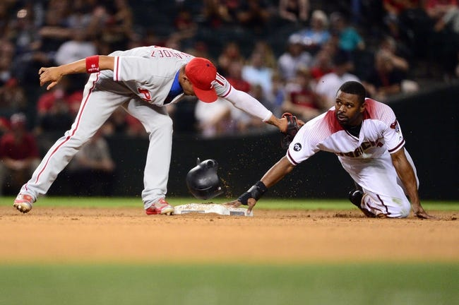 Diamondbacks vs. Phillies - 6/28/16 MLB Pick, Odds, and Prediction