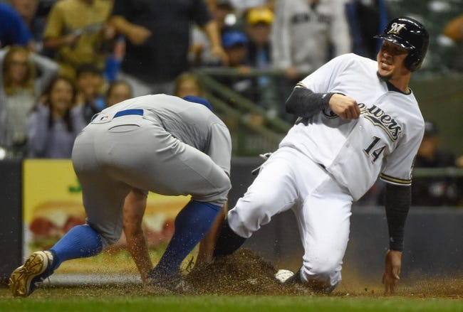 Milwaukee Brewers vs. Los Angeles Dodgers - 6/29/16 MLB Pick, Odds, and Prediction
