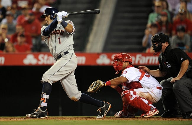 Angels at Astros - 7/22/16 MLB Pick, Odds, and Prediction