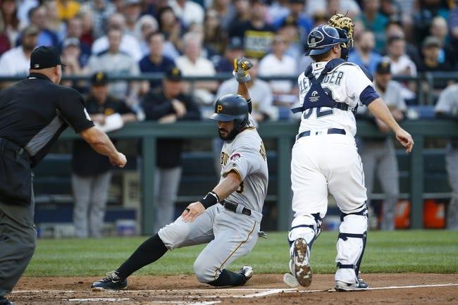 Mariners at Pirates - 7/26/16 MLB Pick, Odds, and Prediction