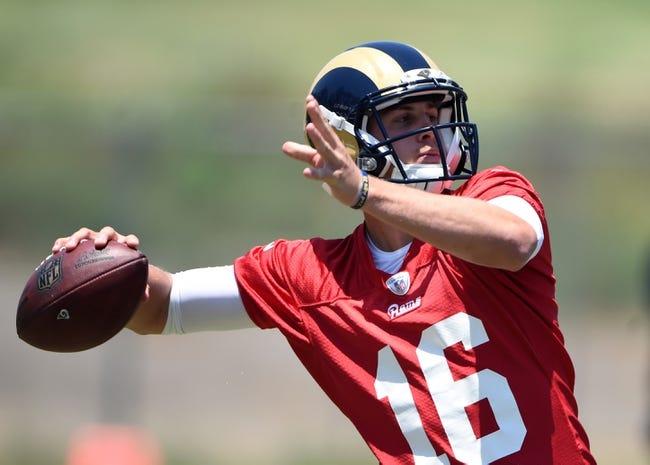 Rams vs. Cowboys - 8/13/16 NFL Pick, Odds, and Prediction