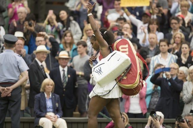 Serena Williams vs. Svetlana Kuznetsova 2016 Wimbledon Pick, Odds, Prediction