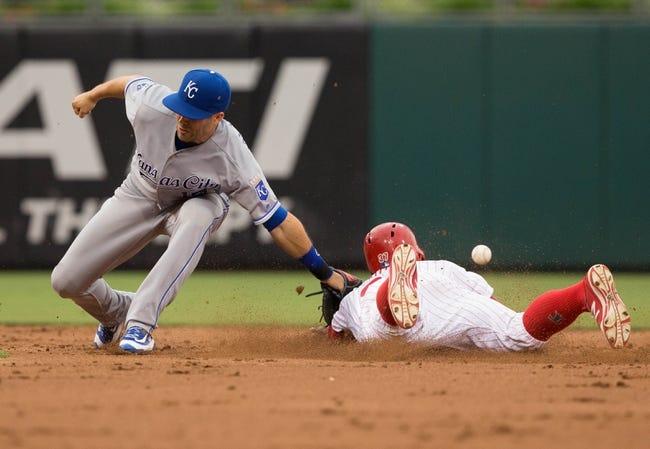 Philadelphia Phillies vs. Kansas City Royals - 7/2/16 MLB Pick, Odds, and Prediction