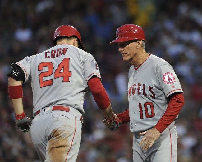 Boston Red Sox vs. Los Angeles Angels - 7/3/16 MLB Pick, Odds, and Prediction