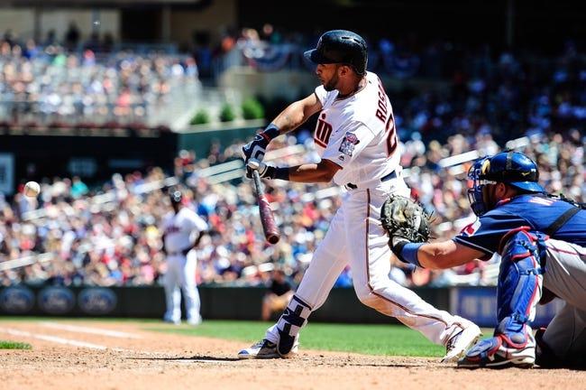 Texas Rangers vs. Minnesota Twins - 7/7/16 MLB Pick, Odds, and Prediction