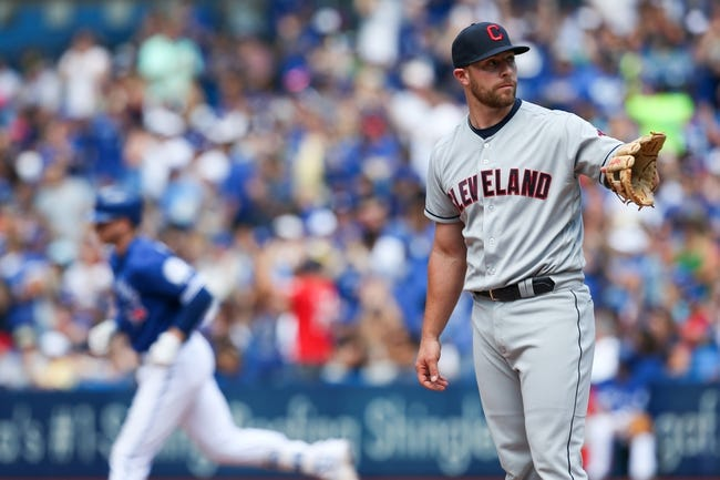 Cleveland Indians vs. Toronto Blue Jays - 8/19/16 MLB Pick, Odds, and Prediction