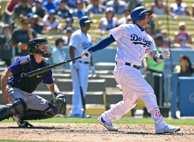 Colorado Rockies vs. Los Angeles Dodgers - 8/2/16 MLB Pick, Odds, and Prediction