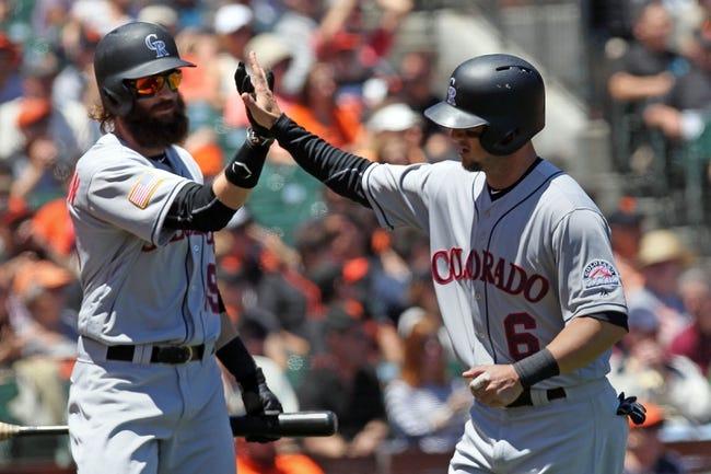 Colorado Rockies vs. Tampa Bay Rays - 7/18/16 MLB Pick, Odds, and Prediction