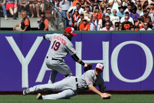 San Francisco Giants vs. Colorado Rockies - 7/5/16 MLB Pick, Odds, and Prediction
