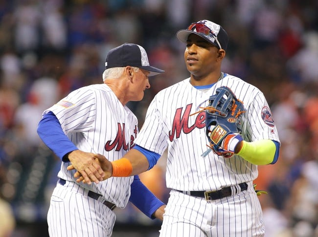 New York Mets vs. Miami Marlins - 7/5/16 MLB Pick, Odds, and Prediction