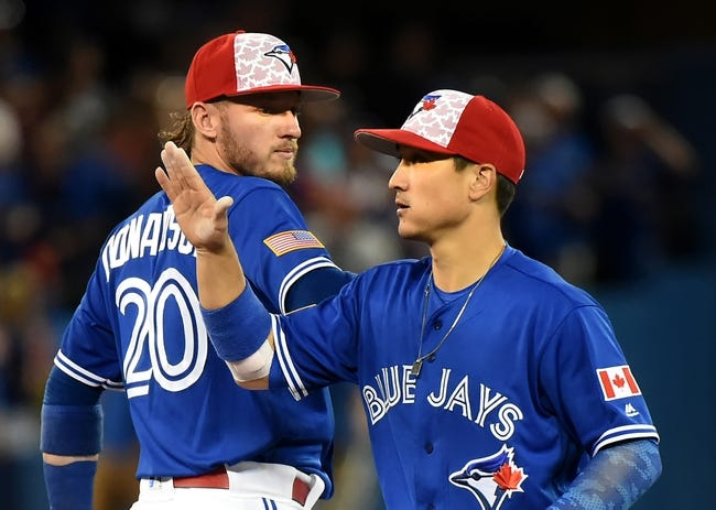 Blue Jays vs. Royals - 7/5/16 MLB Pick, Odds, and Prediction