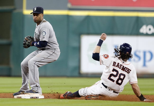 Seattle Mariners vs. Houston Astros - 7/15/16 MLB Pick, Odds, and Prediction