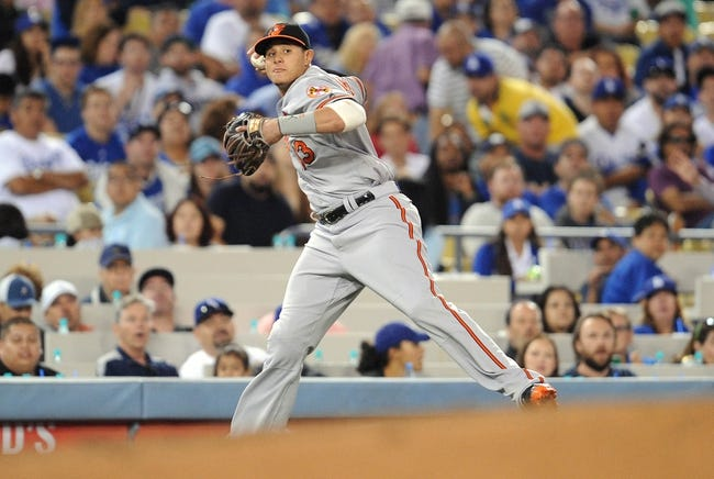 Dodgers vs. Orioles - 7/6/16 MLB Pick, Odds, and Prediction