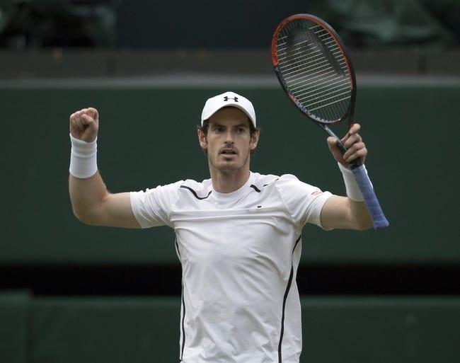 Andy Murray vs. Milos Raonic 2016 Wimbledon Final Pick, Odds, Prediction