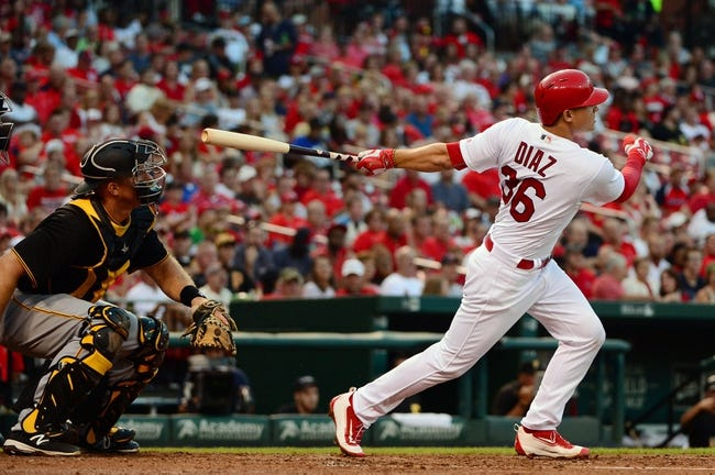 Pittsburgh Pirates vs. St. Louis Cardinals - 9/5/16 MLB Pick, Odds, and Prediction