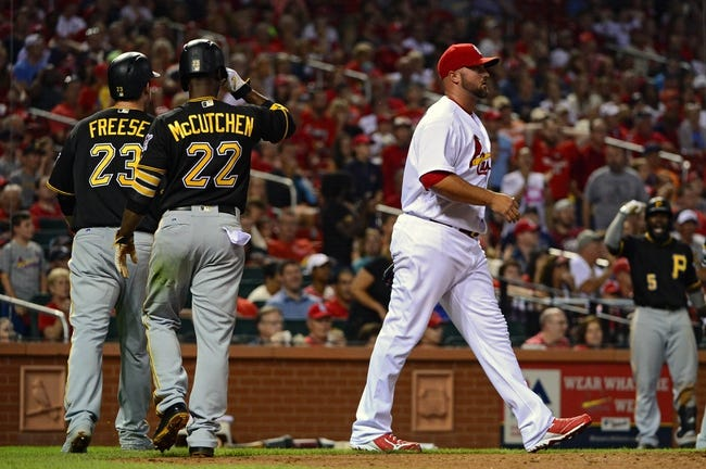 St. Louis Cardinals vs. Pittsburgh Pirates - 7/7/16 MLB Pick, Odds, and Prediction
