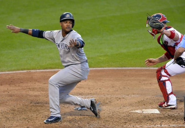 Cleveland Indians vs. New York Yankees - 7/8/16 MLB Pick, Odds, and Prediction