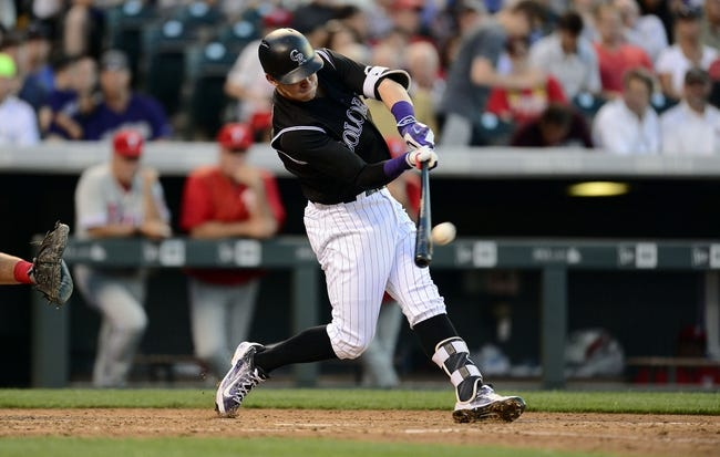 Rockies vs. Phillies - 7/8/16 MLB Pick, Odds, and Prediction