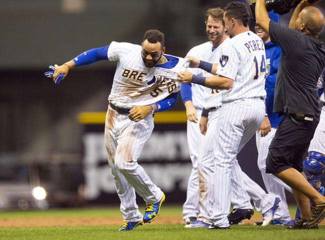 Milwaukee Brewers vs. St. Louis Cardinals - 7/9/16 MLB Pick, Odds, and Prediction
