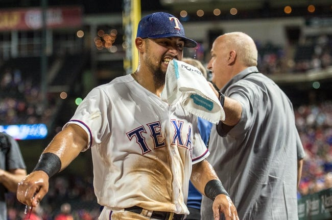 Texas Rangers vs. Minnesota Twins - 7/9/16 MLB Pick, Odds, and Prediction