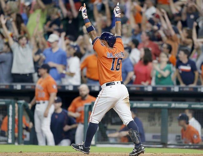 Houston Astros vs. Oakland Athletics - 7/9/16 MLB Pick, Odds, and Prediction