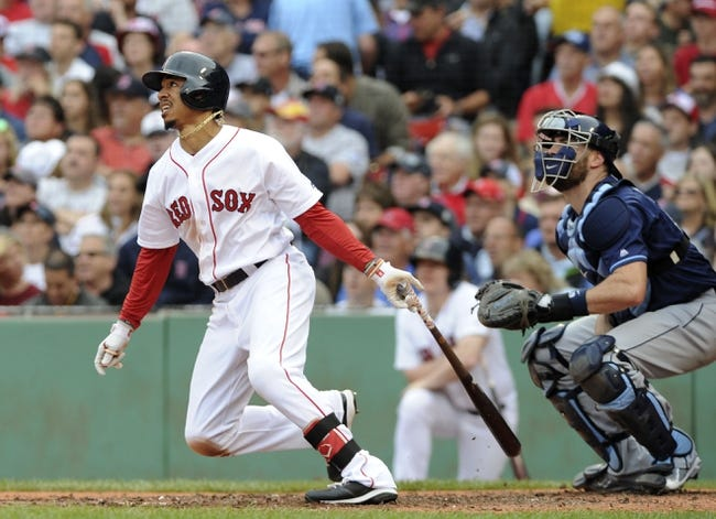 Boston Red Sox vs. Tampa Bay Rays - 7/10/16 MLB Pick, Odds, and Prediction