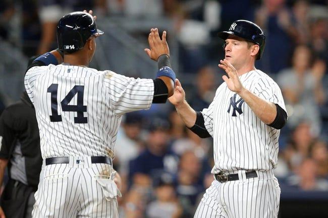 Red Sox at Yankees - 7/17/16 MLB Pick, Odds, and Prediction