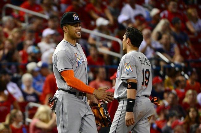 St. Louis Cardinals vs. Miami Marlins - 7/16/16 MLB Pick, Odds, and Prediction