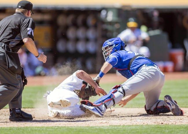 Oakland Athletics vs. Toronto Blue Jays - 7/17/16 MLB Pick, Odds, and Prediction