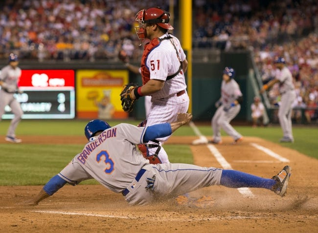 Philadelphia Phillies vs. New York Mets - 7/17/16 MLB Pick, Odds, and Prediction