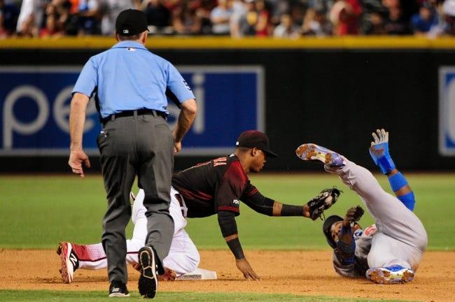 Los Angeles Dodgers vs. Arizona Diamondbacks - 7/29/16 MLB Pick, Odds, and Prediction